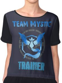 TEAM MYSTIC, POKÉMON GO Chiffon Top