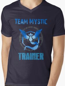 TEAM MYSTIC, POKÉMON GO Mens V-Neck T-Shirt