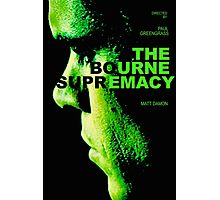 THE BOURNE SUPREMACY Photographic Print