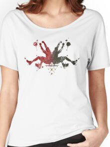 Heat Rorshaq Women's Relaxed Fit T-Shirt