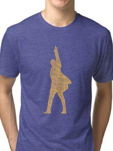 boadway musical t-shirt - merchandise shirt 9 Tri-blend T-Shirt