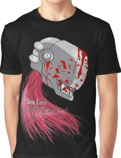 Elfen Lied Lucy Graphic T-Shirt