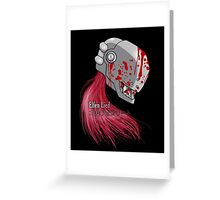 Elfen Lied Lucy Greeting Card