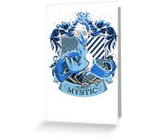 House Mystic Greeting Card
