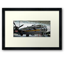 Superfort Framed Print