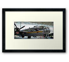 Superfort Framed Print