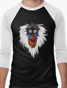 Rafiki-The Lion King Men's Baseball ¾ T-Shirt