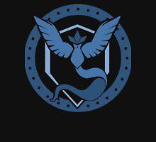 Team Mystic Vintage Logo Mens V-Neck T-Shirt