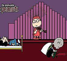 Abominable Dr. Peanuts by TheWrightMan