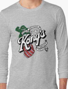 Kong's Root Beer Long Sleeve T-Shirt