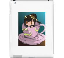 Teacup Princess iPad Case/Skin