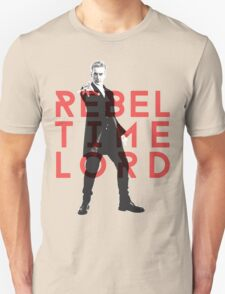 Rebel Time Lord Unisex T-Shirt