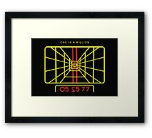 XW Targeting System  Framed Print