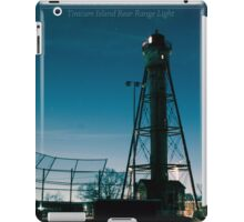 Rear Range Lights. iPad Case/Skin