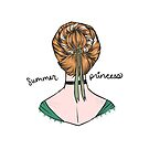 Summer Princess by Joree Cisneros Wuollet
