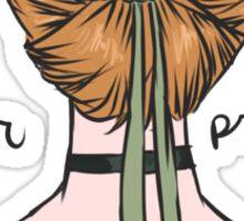 Summer Princess Sticker