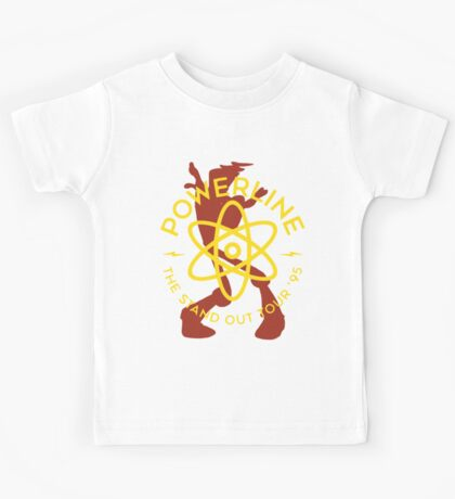 Powerline Kids Tee