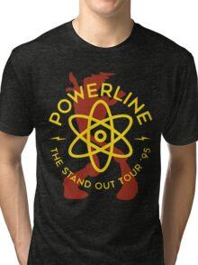 Powerline Tri-blend T-Shirt