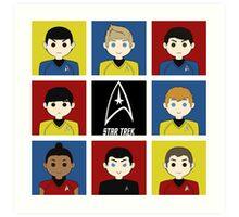 Star Trek Into Darkness Art Print