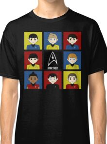 Star Trek Into Darkness Classic T-Shirt