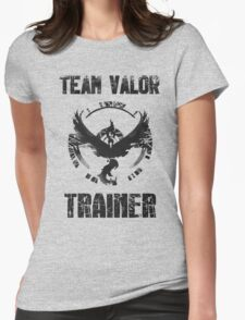 TEAM VALOR, POKÉMON GO Collection Womens Fitted T-Shirt