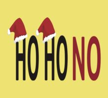 Ho Ho No Kids Tee