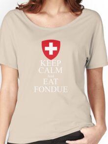 Swiss Women's Relaxed Fit T-Shirt