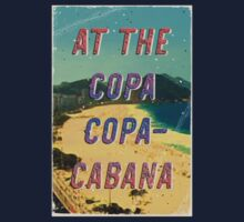 At the Copa Copacabana #2 – A Hell Songbook Edition One Piece - Short Sleeve