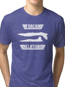 Foreign Relations Tri-blend T-Shirt