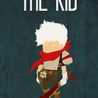 Bastion - The Kid by Llamasaurus