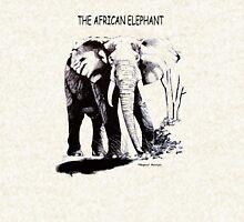 THE AFRICAN ELEPHANT – Loxodonta Africana Hoodie