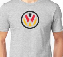 VW Deutsch at heart Unisex T-Shirt