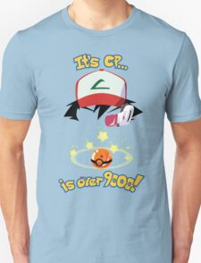 Its CP is over 9000! Unisex T-Shirt