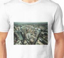 Sydney birdseye view Unisex T-Shirt