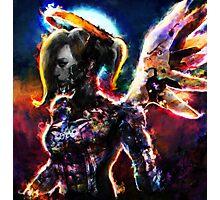 metal gear angel Photographic Print