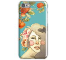Darlin' Clementine iPhone Case/Skin