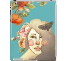 Darlin' Clementine iPad Case/Skin