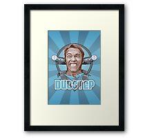 Dubstep Arnie Framed Print