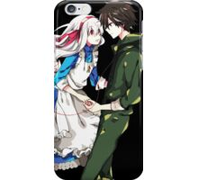 anime romance iPhone Case/Skin