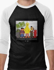 The Usual Muppets Men's Baseball ¾ T-Shirt