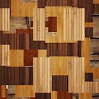 Wood Pattern  by lrenato