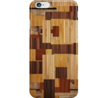 Wood Pattern  iPhone Case/Skin