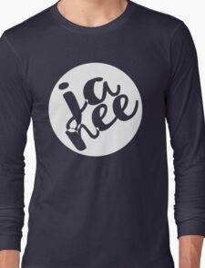 JA NEE - Yes/No Long Sleeve T-Shirt