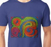 VAN GOGH WAVES Unisex T-Shirt
