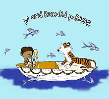 Pi and Richard Parker by prisnexus6