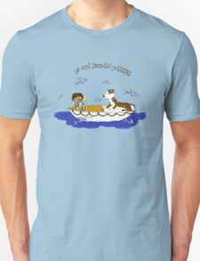 Pi and Richard Parker Unisex T-Shirt