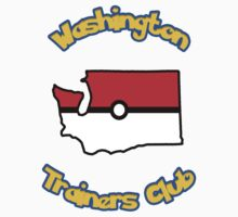 Washington Trainers Club Kids Tee