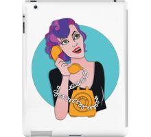 Hello... iPad Case/Skin