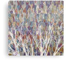 Web Of Trees Canvas Print