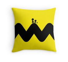 BEST OF FRIENDS! Throw Pillow